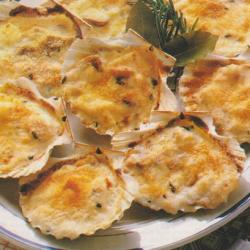 Coquilles normandes