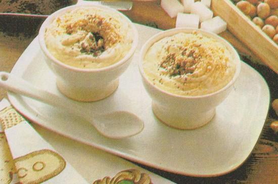 Crème légère au cacao