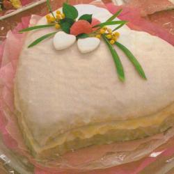 Gâteau de la Saint-Valentin