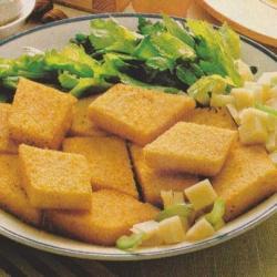 Losanges au fromage