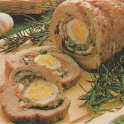 Roulade de porc