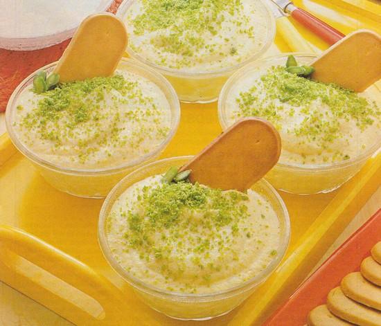 Crème marquisette
