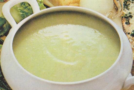 Crème potagère