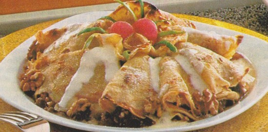 Crepes astrid