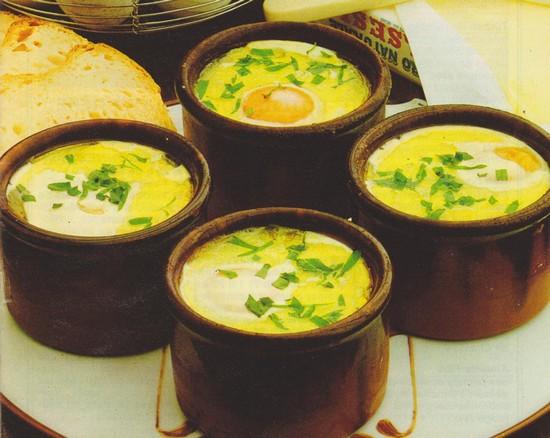 Délices d'œufs
