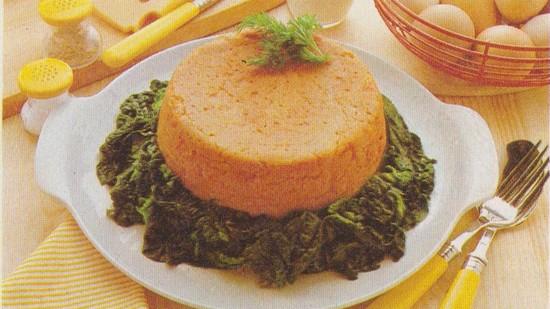 Mousse de jambon florentine