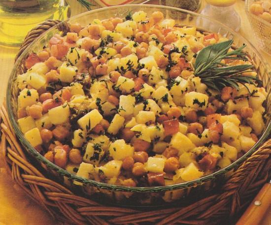 Pommes de terre paysanne