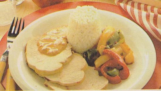 Rôti de porc Mireille