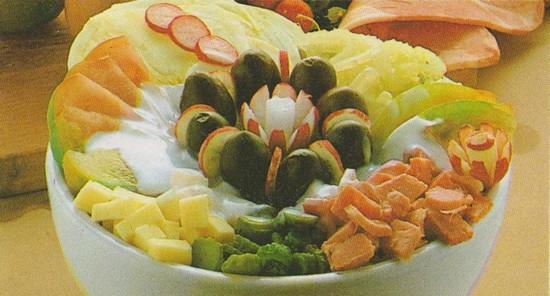 Salade Lison